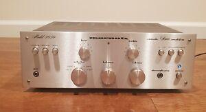 Marantz Model 1030 Console Stereo Amplifier  Serial No. 14491- Working
