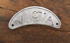 Victa 18 Rotomo Badge Model 1