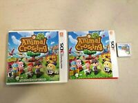 Animal Crossing: New Leaf (Nintendo 2DS/3DS, 2012) - COMPLETE (TESTED)