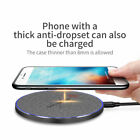 15W Qi Wireless Charger Charging Pad Mat For iPhone 12 11Pro 8 Plus XS XR Airpod