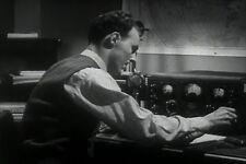 Amateur Ham Shortwave Radio In World War II Military Affiliate Radio System DVD