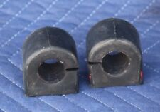 Front Stabilizer Shaft Sway Bar Mounting Bushing Set PAIR OEM C4 1993 Corvette