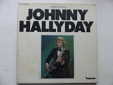 Coffret JOHNNY HALLYDAY  Impact 6993001