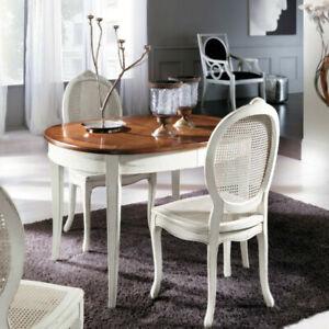 Tavoli Bianchi Ovale Con Allungabile Per La Casa Acquisti Online Su Ebay