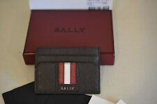 NWB Bally Wallet money clip card case TACLIPOS Man SUPR SEXY 100% AUTHENTIC!!!!