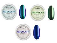 NeoNail Pulver MOONLIGHT EFFECT 2g Nagel Glitter Puder Staub 3D Nail Art Design