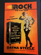 Rock to the Top by Dayna Steele (Paperback, Signed, 2008)