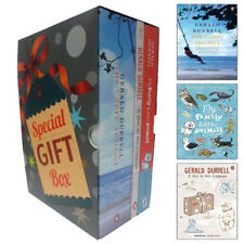 Gerald Durrell 3 Books Collection Set Gift Wrapped Slipcase (Corfu Trilogy) New