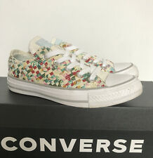 CONVERSE Chuck Taylor All Star Low Woven UK size 3 Womens Ladies Girls Trainers