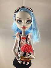 Monster High Dead Tired Ghoulia Yelps Doll 2011