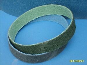 100mm x 915mm  Abrasive Nonwoven Belt ** Various Grit Options **- Medium