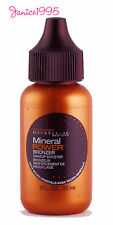 MAYBELLINE Mineral Power 30 ml BRONZER Make Up Booster