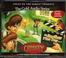 NEW It's Another Fine Day #11 Adventures in Odyssey 4 Audio CD Vol Set Volume