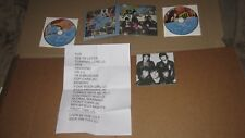 "The Boys - Signed - ""Alternative Chartbusters"" (2CD) & gig set list"