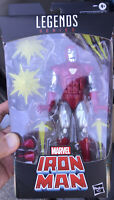 "Marvel Legends 6"" Iron Man Silver Centurion Walgreens Exclusive Sealed IN HAND"