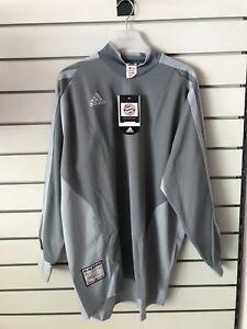 Adidas Torwart Trikot Oliver Kahn Nr. 1  Gr.  L  FB Grau UVP  69,99   €