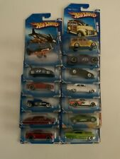 Hot Wheels Lot of 13-All Different 2010 Vehicles-Assorted Series