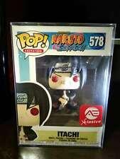 Funko pop!Naruto Shippuden Itachi  Vinyl Figure Animation #578 W/Protector