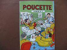 POUCETTE album n° 2 contient n° 29, 24, 26, 33 (1958-59)