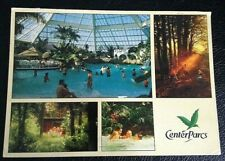 POSTCARD; ELVEDEN FOREST, CENTERPARCS; USED; POSTED; POST DATE ON CARD 1997