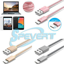 Cable Tipo C USB 3.1 Type C Data Cargador adaptador para Nexus 5X 6P Huawei P9