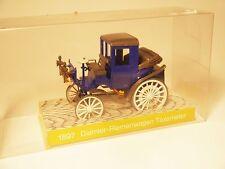 Daimler COURROIE voiture taximètre (1897) LANDAULET taxi qui, curseur dans 1:43!