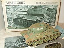 Corgi US51601 T34/85 Tank of  109th Korean Tank Regt in 1:50 Scale.
