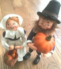 New Annalee Fall Harvest Thanksgiving Wishbone Boy Mouse Collectible