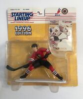 1996 NHL Starting Lineup Jeremy Roenick Chicago Blackhawks Action Figure
