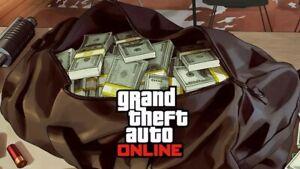 GTA online 4.6 Million Dollars ONLY on XBOX