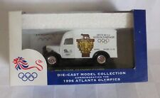 Lledo Bedford 30cwt Delivery Van, 1960 Rome Olympic Games, Atlanta 1996 MIB