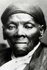 New 5x7 Photo: American Abolitionist and Women Suffragist Harriet Tubman