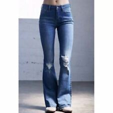 """P.S. Erin wasson x Pacsun button fly women's 24 distressed jeans new inseam 31"""""""
