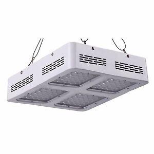 LED Pflanzenlampe leise intelligente Kühlung Vollspektrum + Aufhängevorrichtung