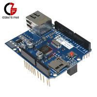 WizNet W5100 R3 Ethernet Shield Network Lan Board for Mega 2560 Duem Arduino UNO