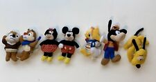7 McDonald's Happy Meal Vintage Walt Disney World Millenium Collectibles 2000