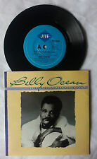 "BILLY OCEAN THE COLOUR OF LOVE 7"" VINYL RECORD"