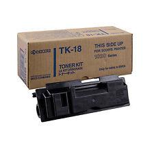ORIGINALE TONER TOSHIBA TK-18 BK NERO PER Xerox Document WorkCentre Pro 555 575