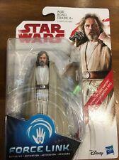 "Luke Skywalker (Jedi Master) 3.75"" Star Wars The Last Jedi Action Figure Hasbro"