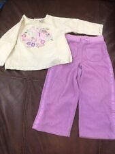 Fall Girls Outfit 24months Toddler Clothing