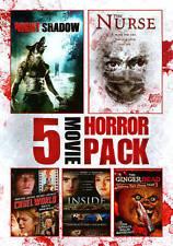 5-Movie Horror Pack, Vol. 2 (DVD, 2014)