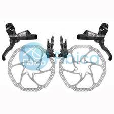 New Avid Elixir 1 Hydraulic Disc Brake set+HS1 rotors 160mm Black