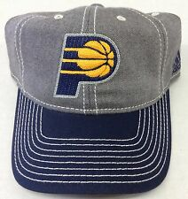 cheaper e0436 1b850 NBA Indiana Pacers Adidas Buckle Back Cap Hat Beanie Style  EY60Z NEW!