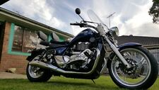 TRIUMPH THUNDERBIRD SUPERCHARGER CONVERSION