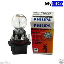 Philips HiperVision luci diurne di marcia P13W 12V 13W PG18.5d-1 LAMPADINA ORIGINALE