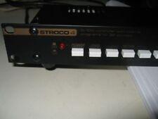 CONTEST STROCO 4 Commande quatre canaux pour stroboscop