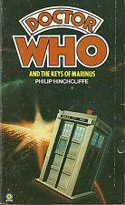 Paperback Book - DOCTOR WHO And The Keys of Marinus - Philip Hinchcliffe - #38