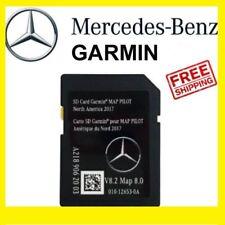 8.2 GPS USA Garmin Map Pilot 2018 / 2019 Mercedes-Benz GLC C-Class CLA CLS GLA B