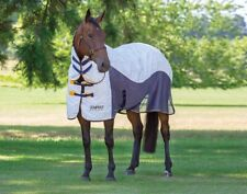 Shires Tempest Summer Shield With Mesh Fly Bug Midge Horse Rug UV Protection