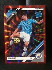 2019-20 CHRONICLES DONRUSS RATED ROOKIE RED 20/99 [ RODRIGO ] MANCHESTER CITY